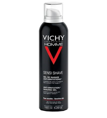 Vichy Sensi Shave Anti-Irritation Shaving Gel 150ml