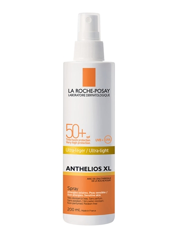 La Roche Spray SPF50+ 200ml Sensitive Skin