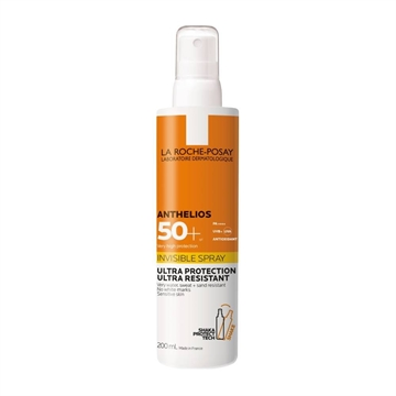 LaRoche-Posay Anthelios Spray Invisible SPF 50+ 200ml Ultra Protection