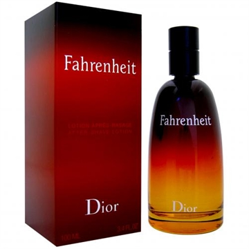Dior Fahrenheit 100 ml aftershave lotion