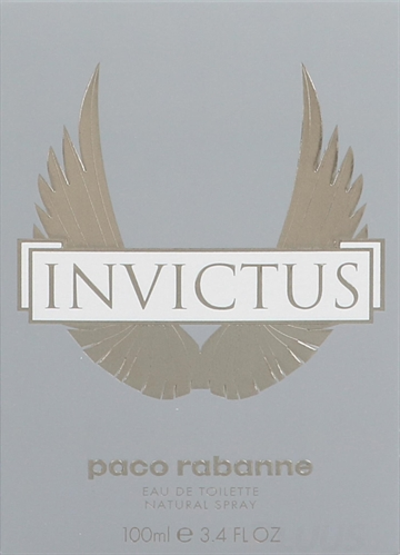 Paco Rabanne Invictus Eau De Toilette Spray 100ml