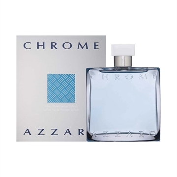 Azzaro Chrome After Shave Lotion Splash 100ml