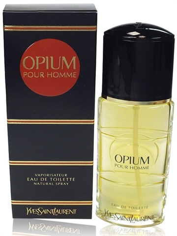 Yves Saint Laurent Opium 100ml Mænd