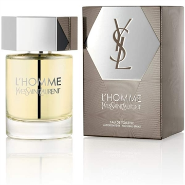 Yves Saint Laurent L'Homme Eau De Toilette Spray 60 ml