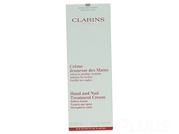 Clarins Hand & Nail Treatment Cream 100ml