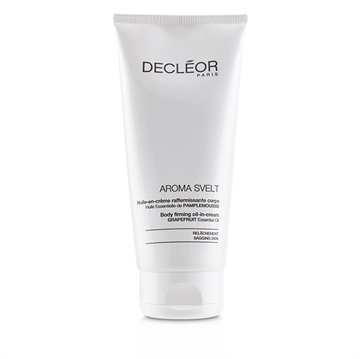 Decleor Aroma Svelt Body Firming OilInCream 200ml Tube