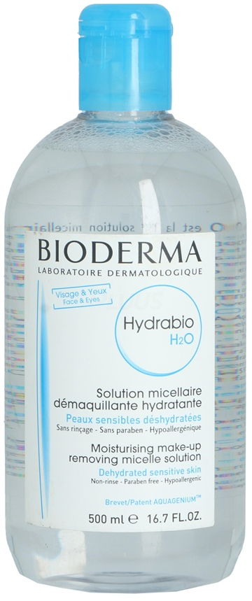 Bioderma Hydrabio H2O 500ml