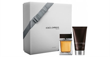 D&G The One For Men Giftset 125ml
