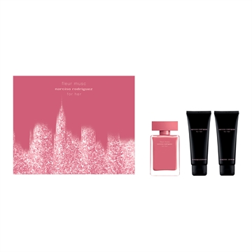 Narciso Rodriguez Fleur Musc For Her Giftset 200ml