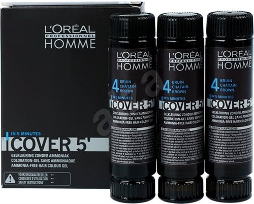 Loreal Homme Cover5 (4) 3X50ml