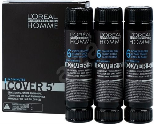 Loreal Homme Cover5 (6) 3X50ml