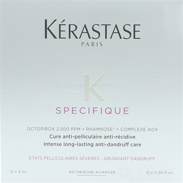 Kerastase Specifique Cure Anti-Pelliculaire 6ml