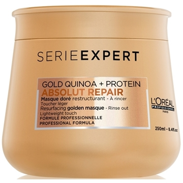L'Oréal Serie Expert Golden Repair Gold Masque 250 ml