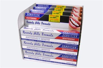Beverly Hills Formular Tandblegning Tandpasta - Sensitive