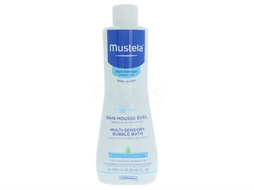 Mustela Normal Skin Multi-Sensory Bubble Bath 750ml