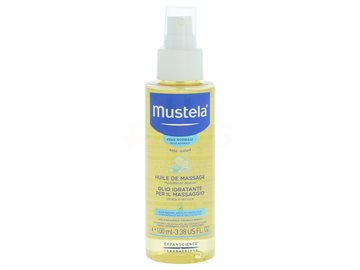 Mustela Normal Skin Massage Oil Spray 100ml