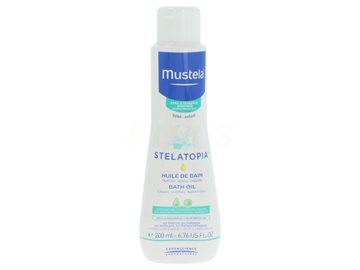 Mustela Stelatopia Bath Oil 300ml