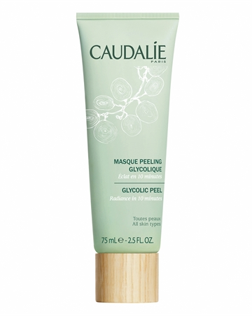 Caudalie Glycolic Peel Mask 75ml All Skin Types