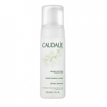 Caudalie Instant Foaming Cleanser 150ml Grapes & Sage