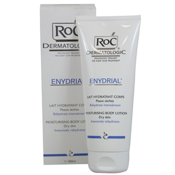Roc Moisturizing Body Lotion 200ml Dry Skin