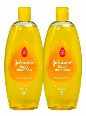 Johnson's Baby Shampoo - Classic 1500 ml 2 x 750ml