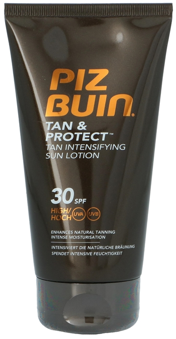 Piz Buin Tan & Protect Intens. Sun Lotion SPF30 150ml