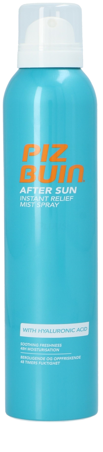 Piz Buin After Sun Instant Relief Mist Spray 200ml