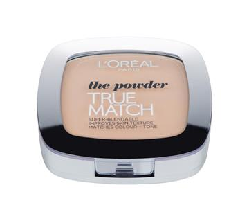 L'Oreal Paris True Match Powder C2 Rose Vanilla ansigtspudder 1