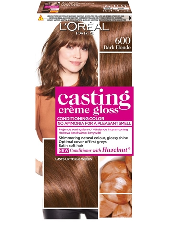 L'ORÉAL  Casting Creme Gloss 600 Dark Blonde  180ml