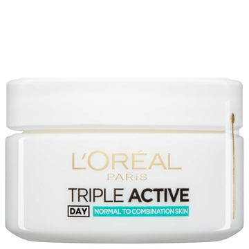 L'ORÉAL DAY CREAM TRIPLE ACTIVE NORMAL & COMBINATIO 50ML