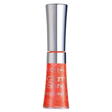 L'Oreal Glam Shine Lip Gloss Reflexion 6ml Sheer Peach (#174)