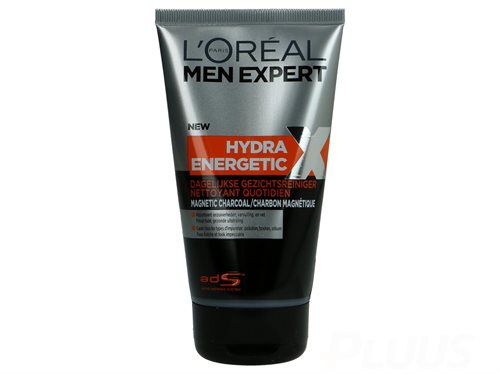 L'Oreal Men Expert Hydra Energetic Magnetic Charcoal 150 ml