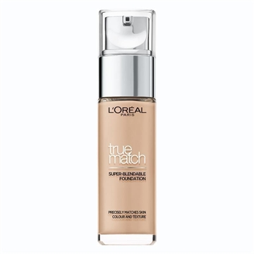L' Oreal Paris True Match Foundation N2 Vanille 30ml