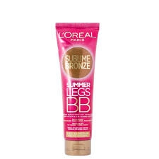 Sublime  Bronze  Summer  Legs  BB  Cream  150ml  Med
