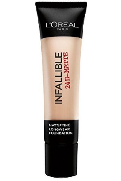 L' Oreal  Foundation Infallible 24H - Matte 11 Vanilla 36ml