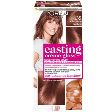L'ORÉAL  Casting Creme Gloss 635 Chocolate Bonbon  180ml