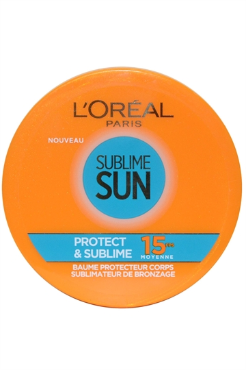 Sublime  Sun  L'Oreal  Body  Protect  Balm  100ml  SPF15