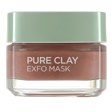 L'Oreal Paris Pure Clay Exfo Mask Red 50 ml