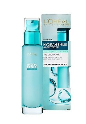 L'ORÉAL HYDRA GENIUS LIQUID CARE DAILY COMBINATION SKIN 70ML