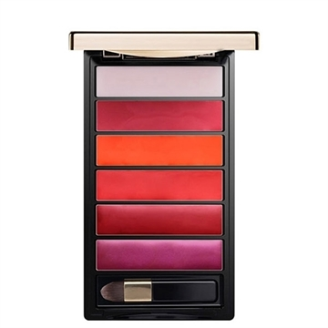 L'Oreal Color Riche Lip Palette Bold #01 - Matte Lips 6 Shades 6 G