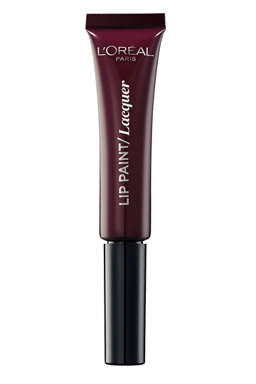 L'Oreal Paris Lip Paint Lacquer Liquid Lipstick 8ml Dracula Blood #110