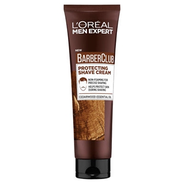 L' Oreal  Men Expert Barber Club Shaving Cream 150ml