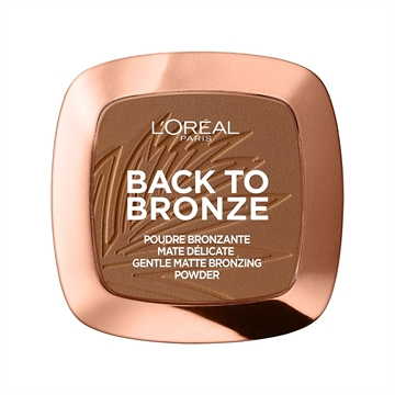 L' Oreal Paris Back To Bronze 02 Sunkissed 9G