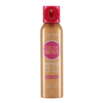 L' Oreal  Sublime Bronze Express Mist Body 75ml