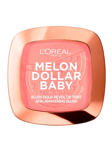 L' Oréal Paris Melon Dollar Baby Blush 03 Watermelon Addict 9g