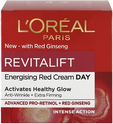 L'Oréal  Revitalift Ginseng Glow Day Cream 50ml