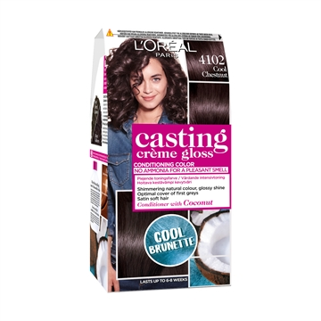 L'ORÉAL  Casting Creme Gloss 310 Cool Dark Brown  180ml