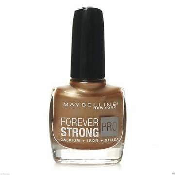 Maybelline Forever Strong Pro Up to 7 Days Wear Varnish 10ml Metallic Bronze