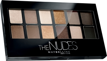 Maybelline Eye Studio Palette - The Nudes