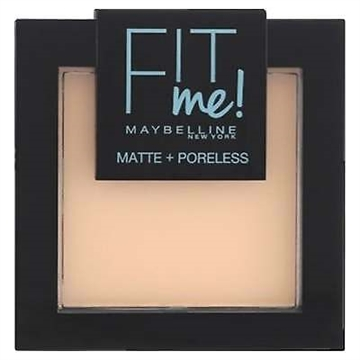 Maybelline Fit Me Matte&Poreless Powder 105 Natura Ivory 8,2G